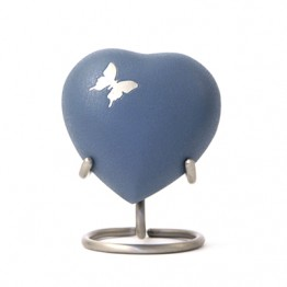 Mini-Urn Vlinder Butterfly Keepsake 0.1 Liter