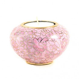 Mini Urn- Midi Urnen Etienne Rose Cloisonne Memory Light
